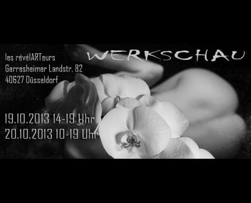 WERKSCHAU - Les RevelARTeurs