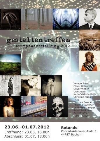 gestaltentreffen Sommerausstellung 2012