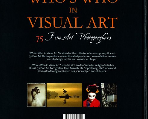 Who's Who in Visual Art 2013/14 - 75 Fine Art Photographers