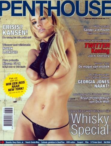 "Penthouse NL Issue #307 - ""Whispering Seduction"" Featured Portfolio"