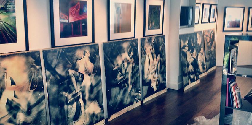 Vernon Trent Art Vilnius Works